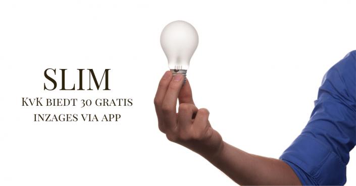 KvK biedt 30 gratis downloads aan via haar app