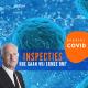 Covid-19 en inspecties