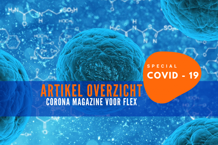 Artikel overzicht covid-19 / corona virus special
