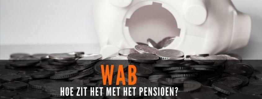 WAB en pensioen