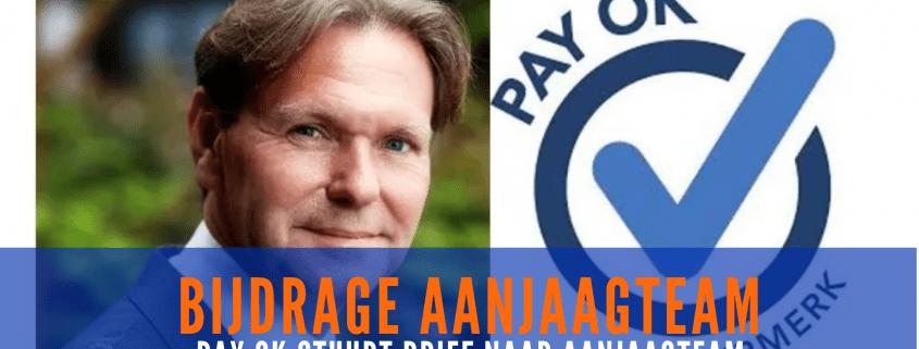Bijdrage Pay OK aanjaagteam Arbeidsmigranten