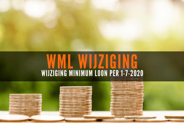 WML wijziging 1-7-2020