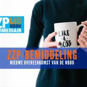 Nieuwe ZZP bemiddelingsovereenkomst van de NBBU per 21 maart 2021